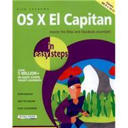 OS X El Capitan in Easy Steps by Vandome, Nick, 9781840786958