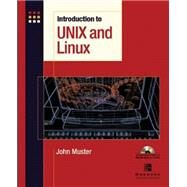 Introduction to Unix and Linux by Muster, John, 9780072226959