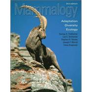 Mammalogy: Adaptation, Diversity, Ecology by Feldhamer, George A.; Drickamer, Lee C.; Vessey, Stephen H.; Merritt, Joseph F.; Krajewski, Carey, 9780801886959