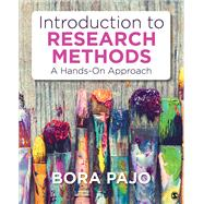 Introduction to Research Methods by Pajo, 9781483386959