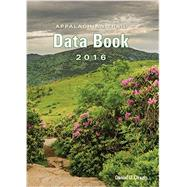 Appalachian Trail Data Book 2016 by Chazin, Daniel D., 9781889386959