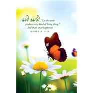 God Said Spring Bulletin by Schroeppel, Rick, 9781426776960