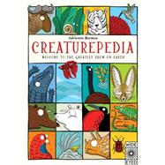 Creaturepedia by Barman, Adrienne, 9781847806963