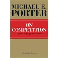 On Competition by Porter, Michael E., 9781422126967
