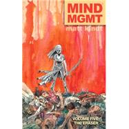 Mind Mgmt 5 by Kindt, Matt; Cooke, Darwyn, 9781616556969