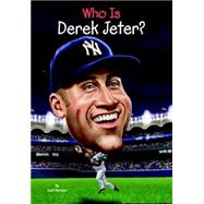 Who Is Derek Jeter? by Herman, Gail; Thomson, Andrew, 9780448486970