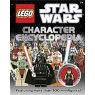 LEGO Star Wars Character Encyclopedia by DK Publishing, 9780756686970