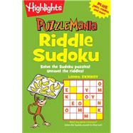Riddle Sudoku by Highlights (CRT), 9781629796970