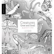 Field Guide: Creatures Great and Small by Davies, Valeries; Engelman, Lucy, 9781847806970