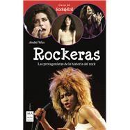 Rockeras by Vargas, Anabel Vélez, 9788415256977