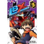 LBX: World Changer, Vol. 3 by Fujii, Hideaki, 9781421576978