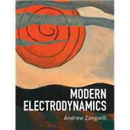 Modern Electrodynamics by Andrew Zangwill, 9780521896979