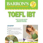 Barron's TOEFL iBT by Sharpe, Pamela J., 9780764196980