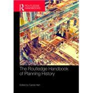 Handbook of Planning History