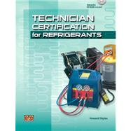Technician Certification for Refrigerants by Styles, Howard, 9780826906984