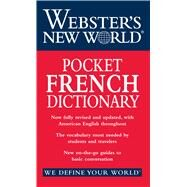 Webster's New World Pocket French Dictionary by Websters New World, 9780544986985