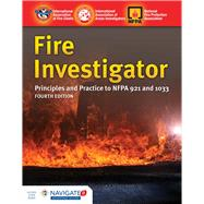 Fire Investigator + Navigate 2 Advantage Passcode by Jones & Bartlett Learning; International Association of Fire Chiefs, 9781284026986