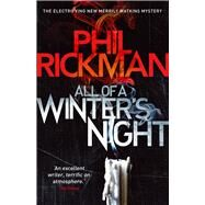 All of a Winter's Night by Rickman, Phil, 9781782396987