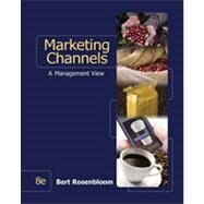 Marketing Channels by Rosenbloom,Bert, 9780324316988