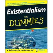 Existentialism For Dummies by Panza, Christopher; Gale, Gregory, 9780470276990
