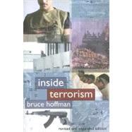 Inside Terrorism by Hoffman, Bruce, 9780231126991