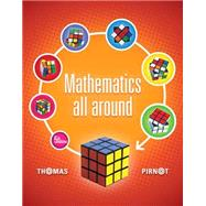 Mathematics All Around by Pirnot, Tom, 9780321836991