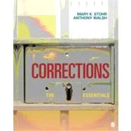 Corrections : The Essentials by Mary K. Stohr, 9781412986991