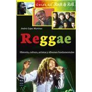 Reggae by Martínez, Andrés López, 9788415256991