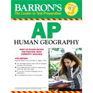 Barron's AP Human Geography by Marsh, Meredith; Alagona, Peter S., Ph.D., 9780764146992