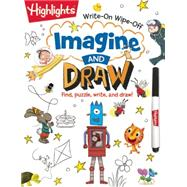 Imagine and Draw by Highlights (CRT), 9781629796994