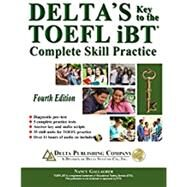 Delta's Key to the Toefl Ibt by Gallagher, Nancy; Brenner, Patricia, 9781621677000