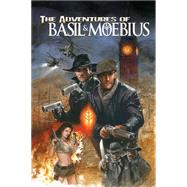 The Adventures of Basil & Moebius 1 by Schifrin, Ryan; Hama, Larry; Villegas, Rey; John, Lizzy, 9781942367000
