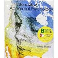 Loose-leaf Version for Fundamentals of Abnormal Psychology by Comer, Ronald J., 9781464177002