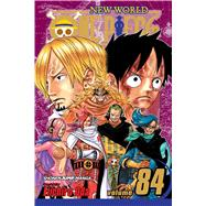 One Piece, Vol. 84 by Oda, Eiichiro, 9781421597003