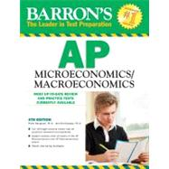 Barron's AP Microeconomics/Macroeconomics by Musgrave, Frank, Ph.d.; Kacapyr, Elia, 9780764147005