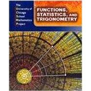 Functions, Statistics, and Trigonometry 3rd edition Revised by UCSMP, 9781943237005