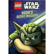 LEGO Star Wars: Yoda's Secret Missions (Chapter Book #1) by Unknown, 9780545657006