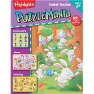 Easter Puzzles by Highlights for Children, 9781629797007