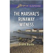 The Marshal's Runaway Witness by Burke, Diane, 9780373447008