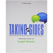 Taking Sides: Clashing Views on Legal Issues by Katsh, M. Ethan, 9781259427008