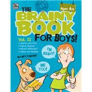 Brainy Book for Boys Activity Book, Grades 1 - 4 by Brighter Child, 9781483807010