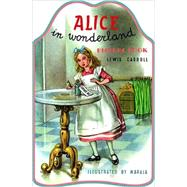 Alice in Wonderland Picture Book by Carroll, Lewis; Maraja, 9781595837011