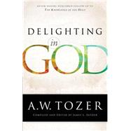 Delighting in God by Tozer, A. W.; Snyder, James L., 9780764217012