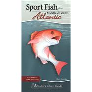 Sport Fish of the Middle & South Atlantic Including Delaware, Florida, Georgia, Maryland, North Carolina, South Carolina and Virginia by Bosanko, Dave, 9781591937012