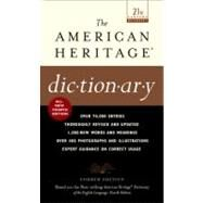 The American Heritage Dictionary by HOUGHTON MIFFLIN COMPANY, 9780440237013