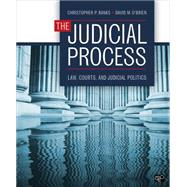 The Judicial Process by Banks, Christopher P.; O'Brien, David M., 9781483317014