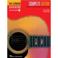Hal Leonard Guitar Method - Complete Edition: Books 1, 2 and 3 Bound Together in One Easy-to-use Volume! by Schmid, Will, 9780634047015