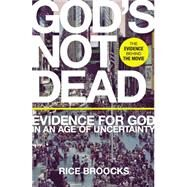 God's Not Dead 9780718037017N