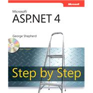 Microsoft ASP.NET 4 Step by Step by Shepherd, George, 9780735627017