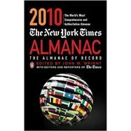 The New York Times Almanac 2010 The Almanac of Record by Wright, John W., 9780143117018